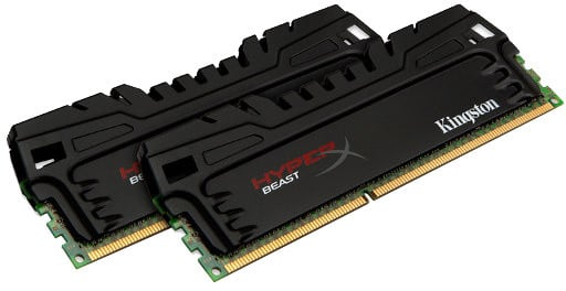 Kingston HyperX Beast 8GB (2x4GB) DDR3 2133 XMP CL11