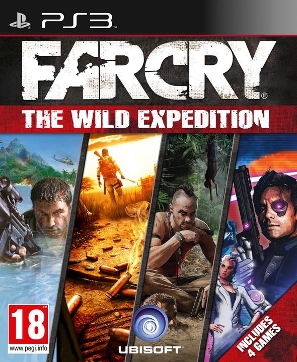 Far Cry: The Wild Expedition Compilation - PS3