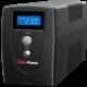CyberPower Green Value UPS 1000VA/550W LCD - Použité zboží