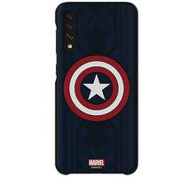 Samsung stylové pouzdro Captain America pro Galaxy A50 - GP-FGA505HIBLW