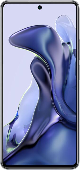 Xiaomi 11T, 8GB/256GB, Moonlight White