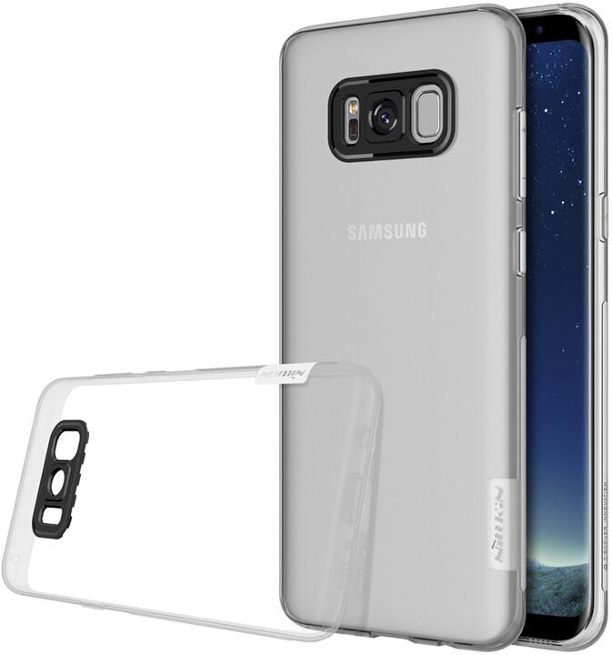 Nillkin Nature TPU pro Samsung G955 Galaxy S8 Plus, Transparent