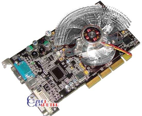 Primecooler PC-VGAHG1 AL Green LED - na VGA
