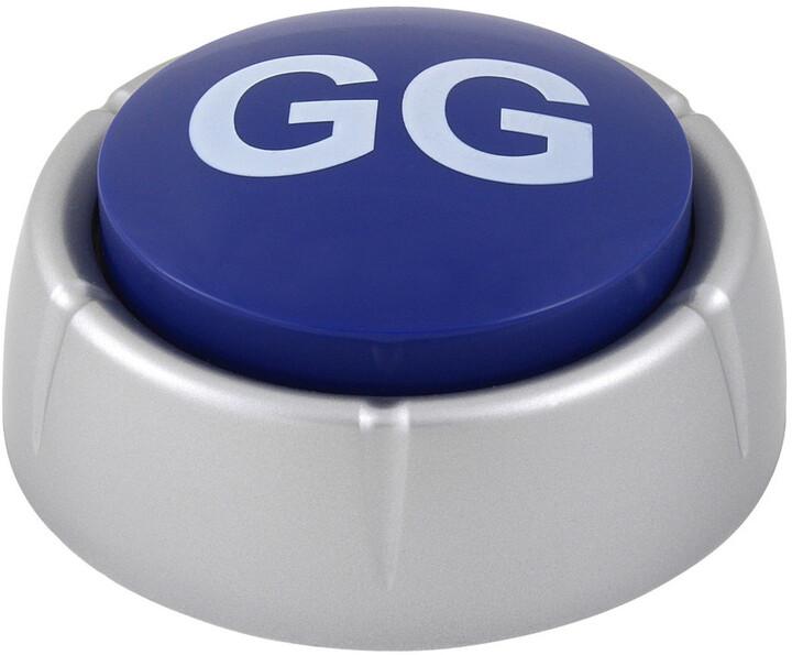 eSuba GG Button eSuba, modrá