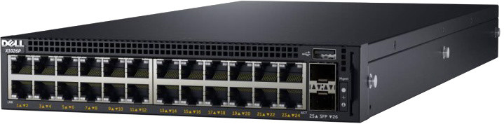 Dell Networking X1026P