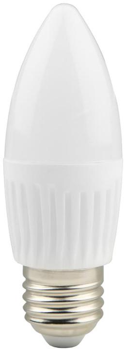 Forever LED žárovka C37 E27 10W, studená bílá