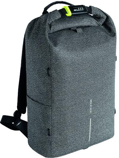 "XD Design nedobytný bezpečnostní batoh Bobby Urban 15.6"", šedá"