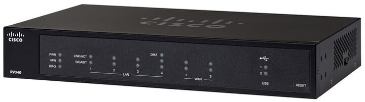 Cisco RV340 Gigabit Dual WAN VPN Router