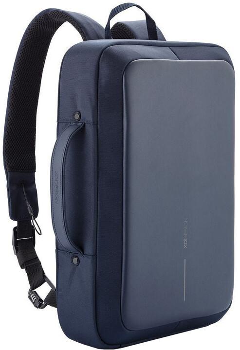 """XD Design bezpečnostní batoh/aktovka Bobby Bizz 15,6"""", modrá"""