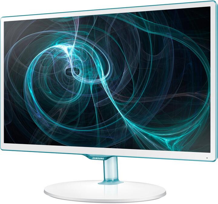 "Samsung SyncMaster T24D391EW - LED monitor 24"""