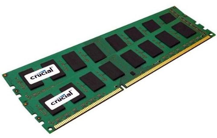 Crucial 4GB (2x2GB) DDR3 1600
