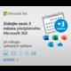 3 měsíce navíc k ročnímu předplatnému Microsoft 365? Ano, prosím!