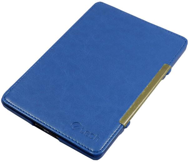 C-TECH PROTECT pouzdro pro Kindle 6 TOUCH, AKC-10, modrá