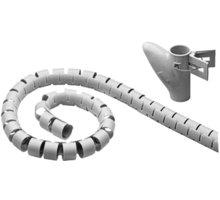 Souprava na svazování kabelů, stříbrná