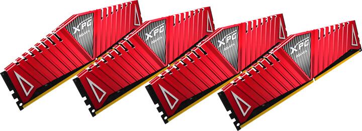 ADATA XPG Z1 32GB (4x8GB) DDR4 3000, červená