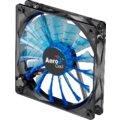 Aerocool Shark Fan, 140 mm, modrá