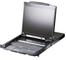 "ATEN konzole CL5800 - USB, PS/2, 19"" LCD, UK klávesnice - CL5800N-ATA-2XK06UG"