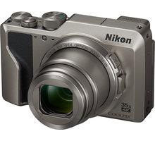 Nikon Coolpix A1000, stříbrná - VQA081EA