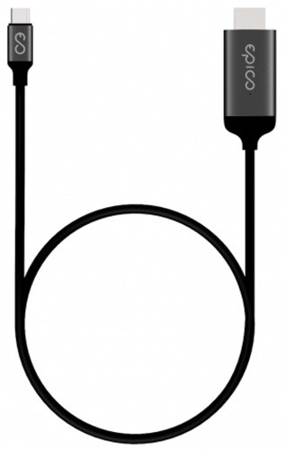 EPICO Type-C to HDMI cable - space grey