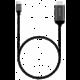 EPICO Type-C to HDMI cable - space grey  + Voucher až na 3 měsíce HBO GO jako dárek (max 1 ks na objednávku)