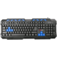 C-TECH GMK-102-B, CZ, černá-modrá