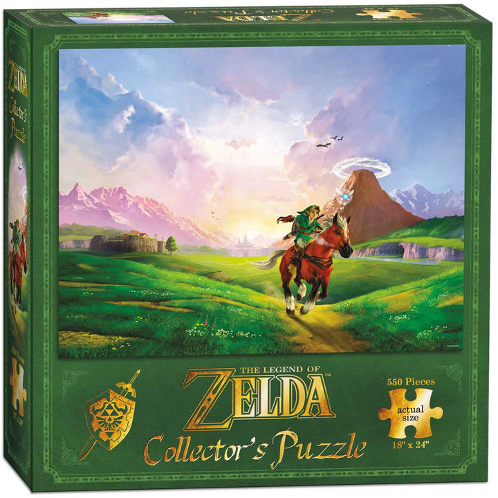 Puzzle The Legend of Zelda - Link's Ride