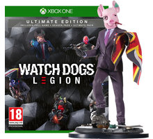 Watch Dogs Legion - Ultimate Edition (Xbox ONE) + Figurka Resistant of London