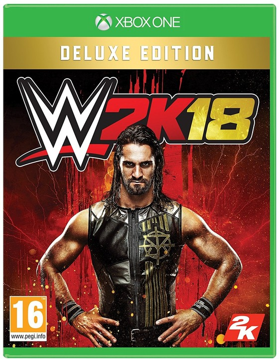 WWE 2K18 - Deluxe Edition (Xbox ONE)