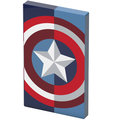 Tribe Marvel Captain America 4000mAh Power Bank - Modrá