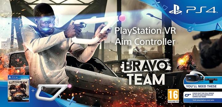 Bravo Team - Aim Controller Bundle (PS4 VR)