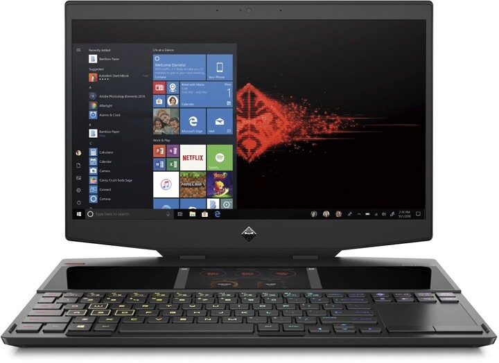 OMEN X by HP 2S-dg0102nc, černá + ON Site záruka
