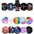 IMMAX chytré hodinky Lady Music Fit, černá