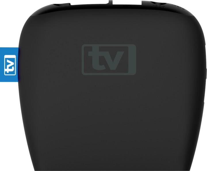 Android TV box pro SledováníTV, černá