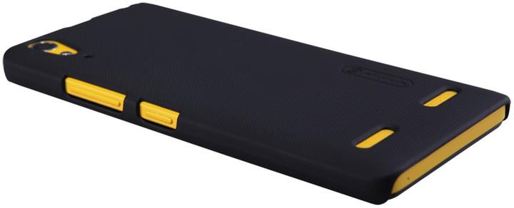 Nillkin Super Frosted Zadní Kryt pro Lenovo A6000, černá
