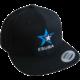 eSuba Snapback modré logo
