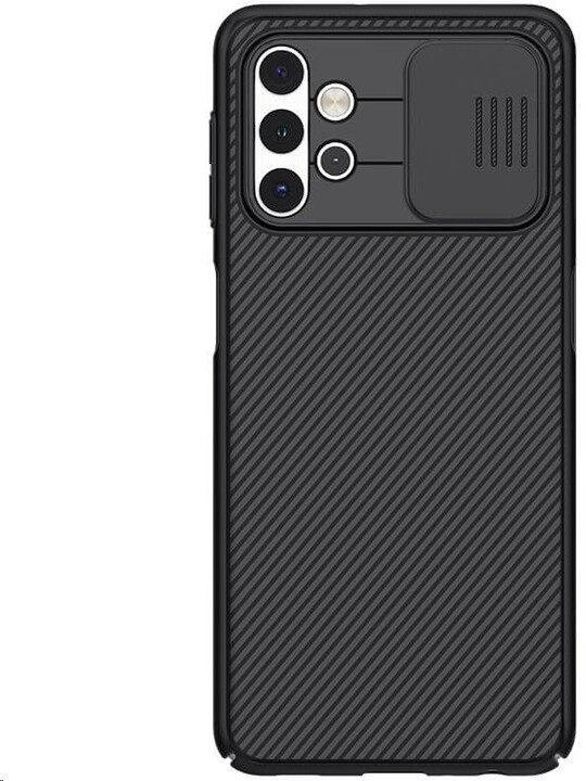 Nillkin zadní kryt CamShield pro Samsung Galaxy A32 5G, černá