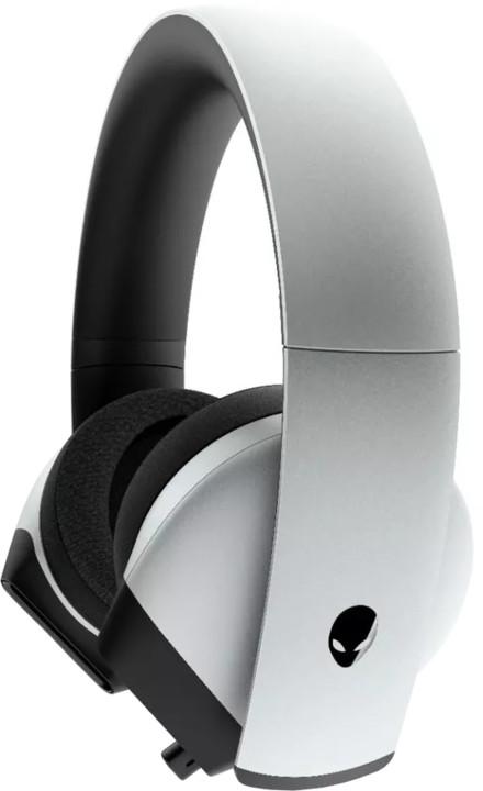 Dell Alienware AW510H, stříbrná