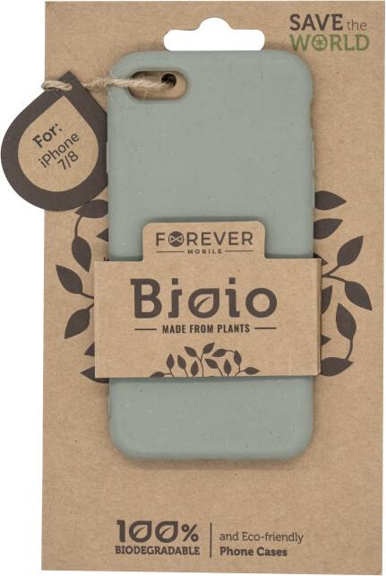 Forever Bioio zadní kryt pro iPhone 7/8/SE 2020, zelená