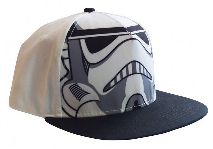 Kšiltovka Star Wars - Stormtrooper