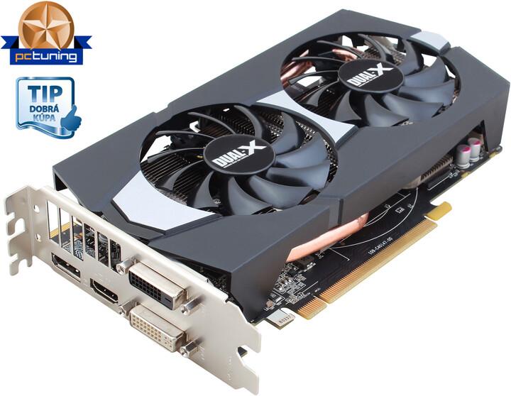 Sapphire R9 270 DUAL-X 2GB GDDR5 WITH BOOST & OC