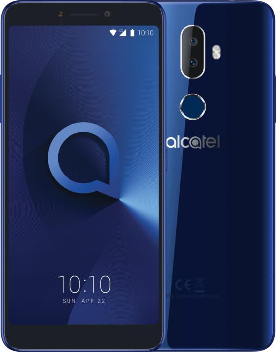 ALCATEL 3V 5099D, modrá