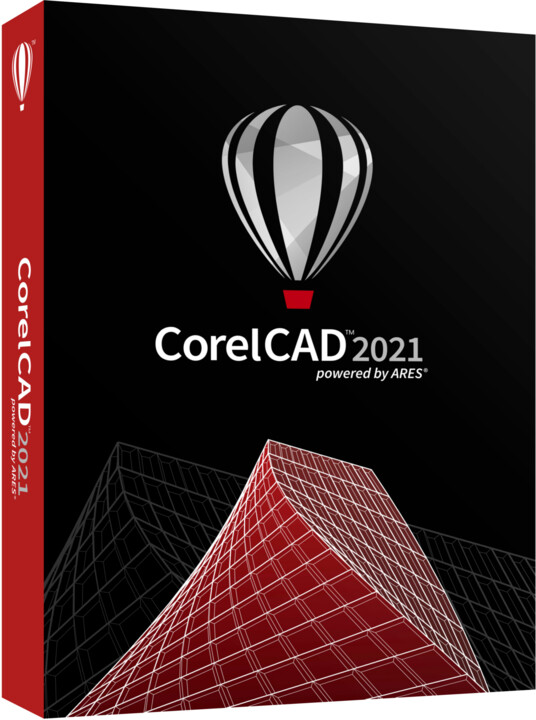 CorelCad 2021 ML - Box