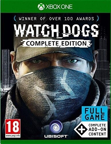 Watch Dogs: Complete Edition (Xbox ONE)