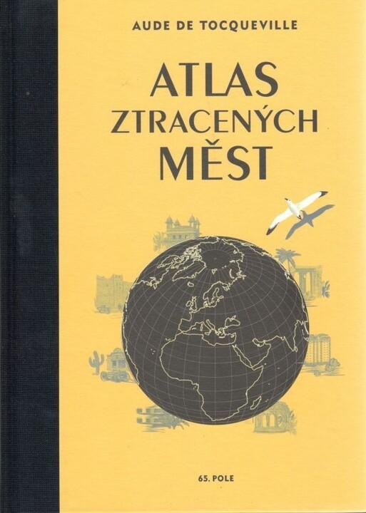Kniha Atlas ztracených měst