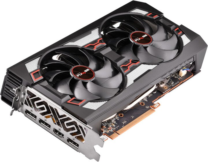 Sapphire Radeon PULSE RX 5600 XT 6G, 6GB GDDR6
