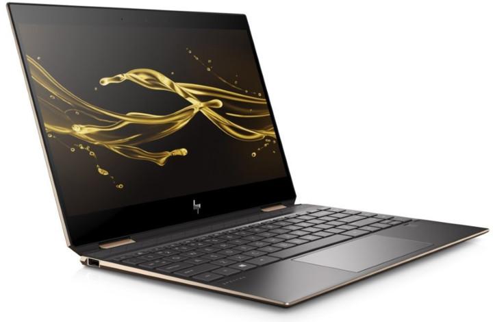 HP Spectre 13 x360-ap0019nc, popelavě stříbrná