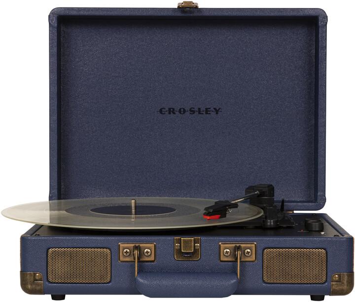 Crosley Cruiser Deluxe, navy