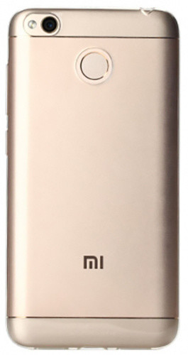 Xiaomi Original TPU pouzdro Soft Case pro Xiaomi Redmi Note 5A Prime, transparentní