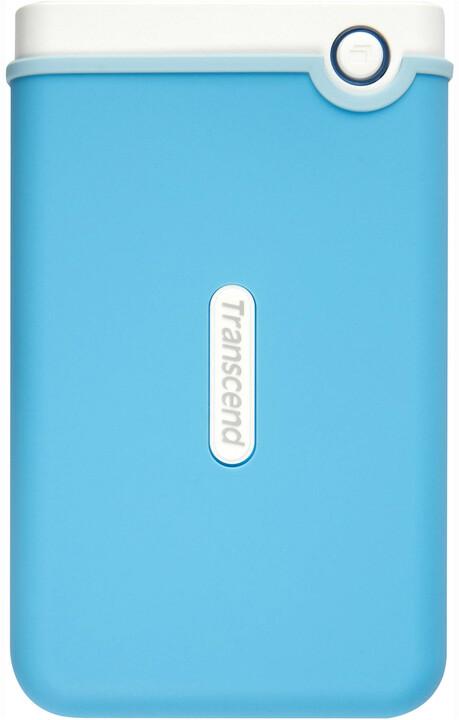 Transcend StoreJet 25M3 - 1TB, modrá
