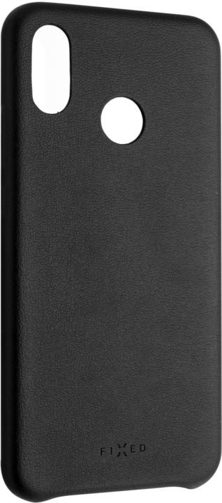FIXED Zadní kryt Tale pro Huawei P20 Lite, PU kůže, černý